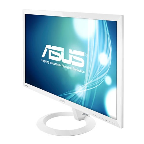 ASUS LED Monitor 23 Inch [VX238H-W] - Monitor Led Above 20 Inch